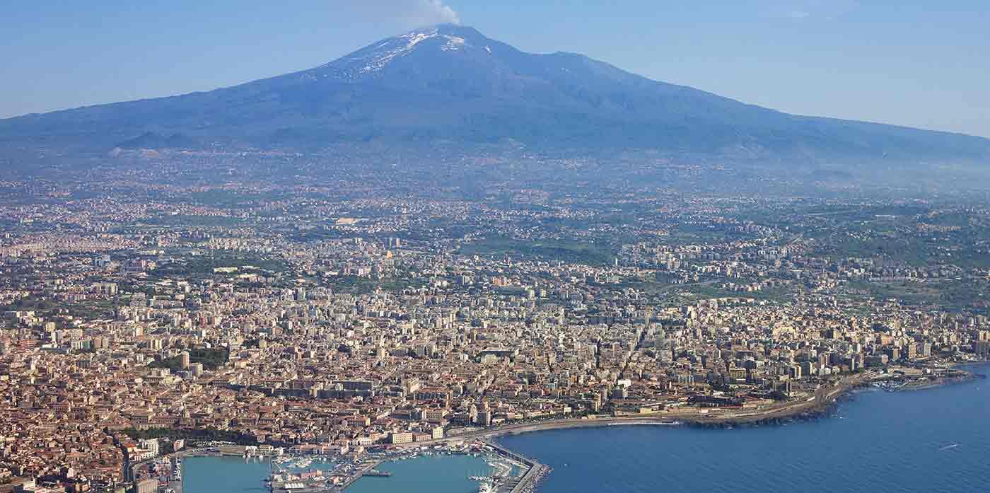 Noleggio Pullman Catania
